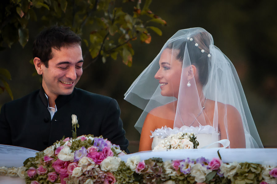 Esra ve Aykut nikah