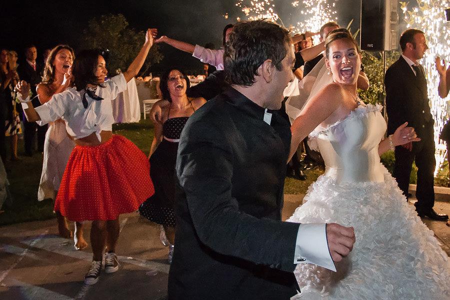 damat gelin ve arkadaşları düğün kareografisi