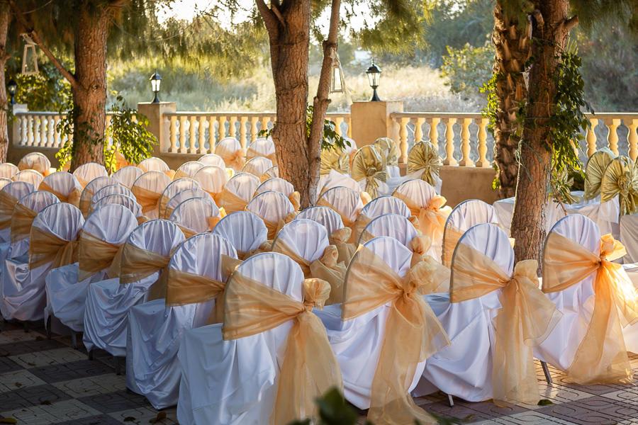 Le Chateau Lambousa düğün