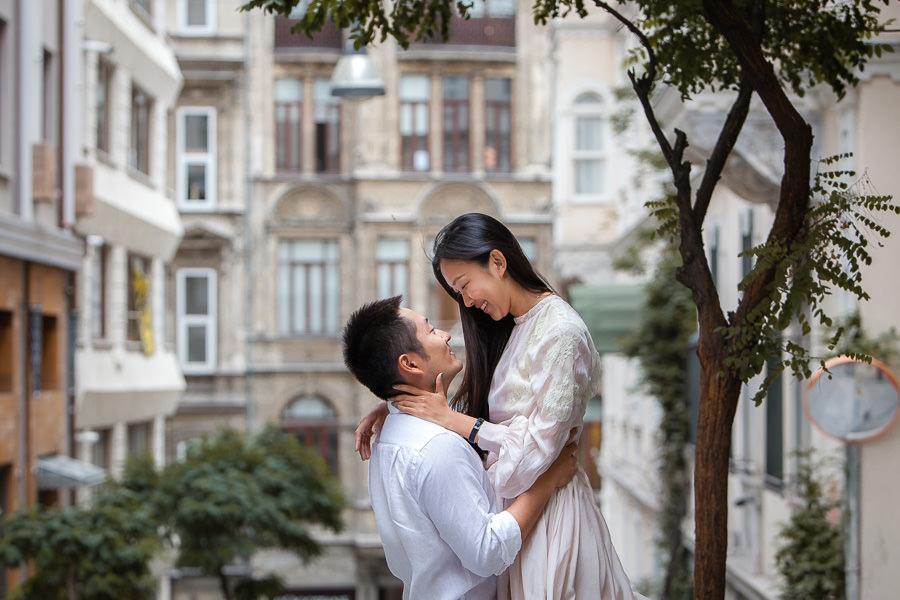 düğün öncesi fotoğrafları