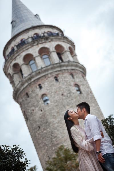 Istanbul prewedding photoshoot