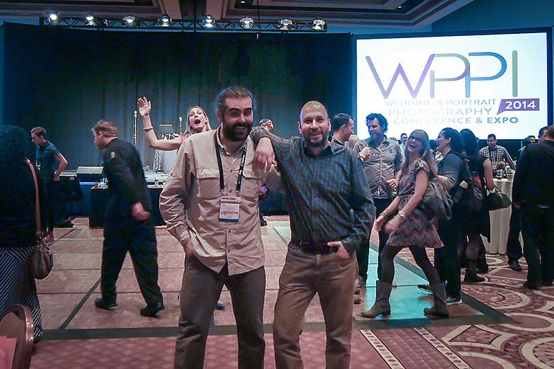 Türk düğün fotoğrafçıları WPPI konferansında