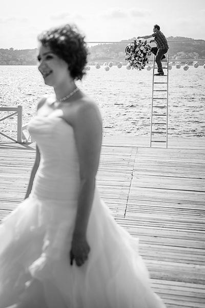 Cubuklu Hayal Kahvesi düğün: düğün mekanı süslemeleri