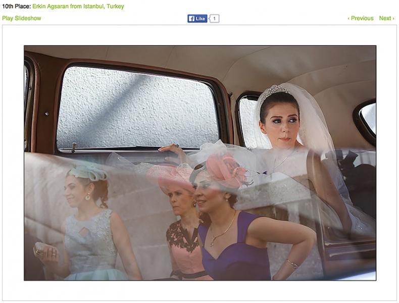 Uluslararası Ödüllü Düğün Fotoğrafçısı