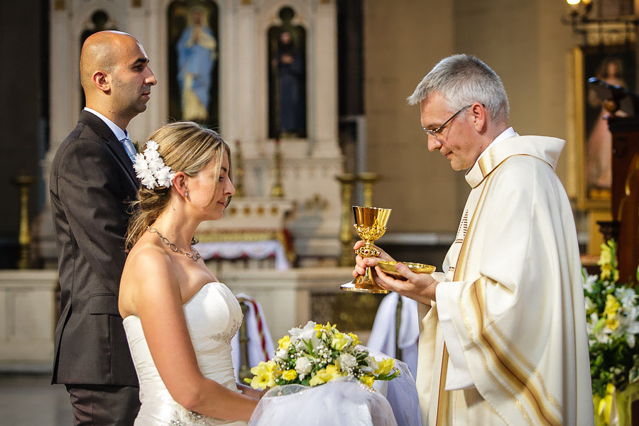 Saint antoine church wedding
