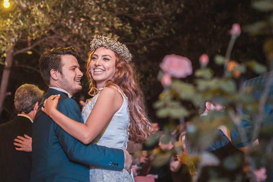 istanbul backyard wedding