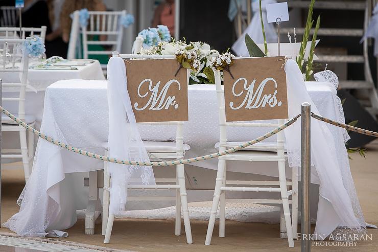 Balıkadamlar Klübünde Düğün süslemeler-219-1271