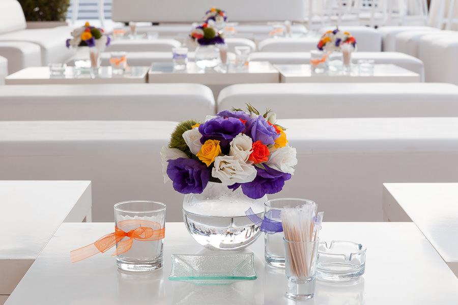 Lounge seating at Moda Deniz Kulubu wedding