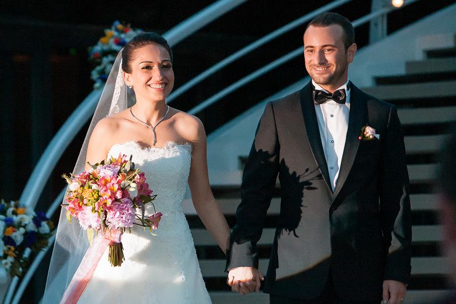 Moda deniz kulübü düğün giriş