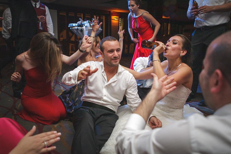 düğün eğlencesi ve after party