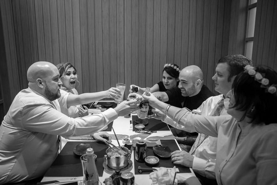 grand hyatt düğün kutlama yemeği