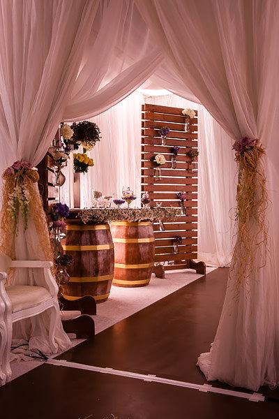 wedding hall entrance in riyadh