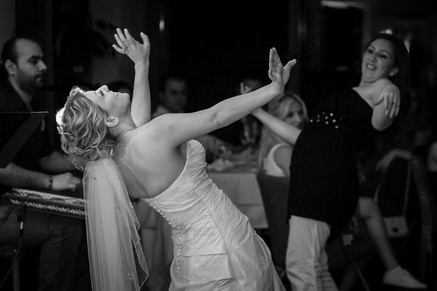 Gelin dans pistinde - Kalamış Posh düğün