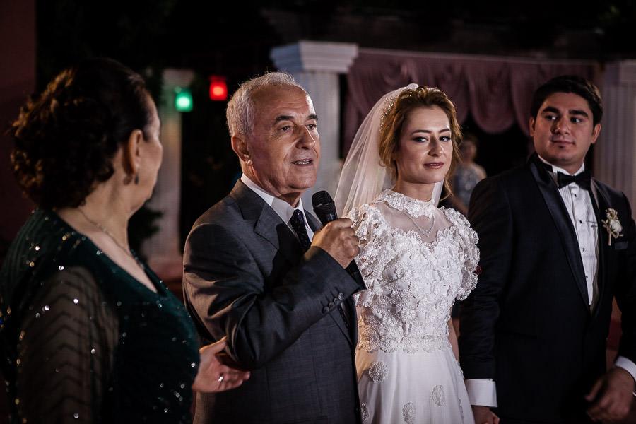 father's speech at wedding