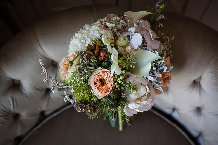 wedding bouquet at wyndham grand kalamış