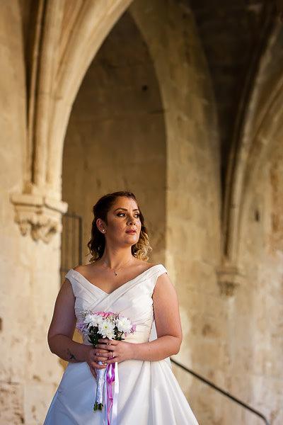 bridal poses in cyprus