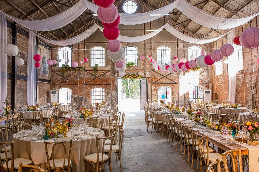 beykoz kundura fabrikası düğün dekoru