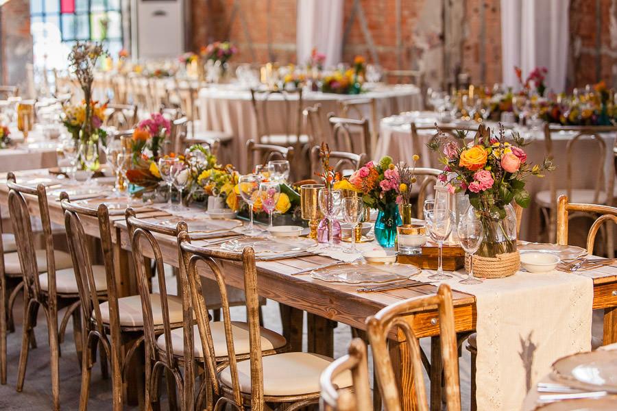 beykoz kundura fabrikası düğün masaları