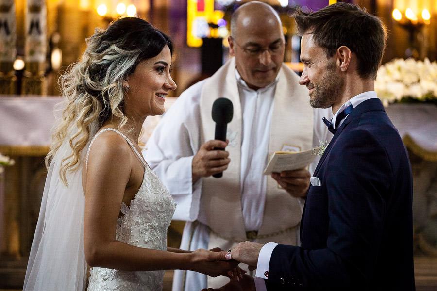 sent antuan katolik düğünü