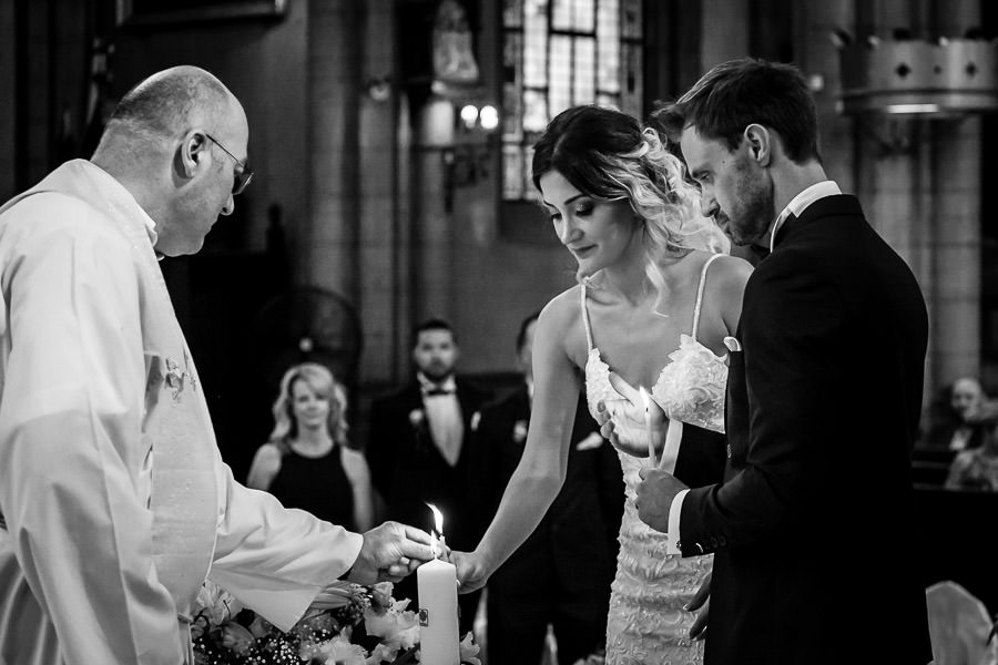 sent antuan katolik nikah töreni