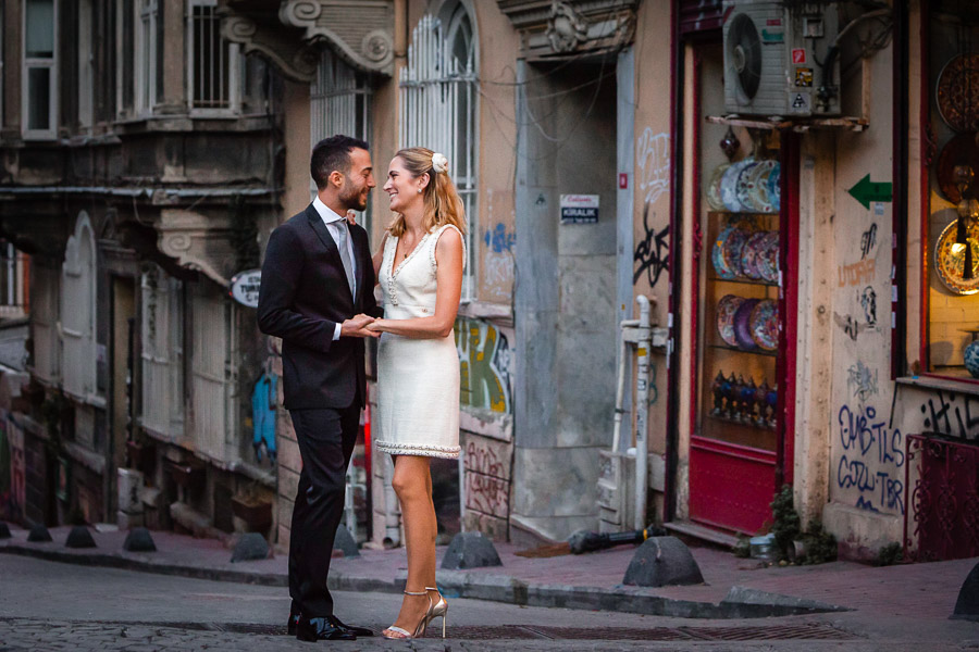 galata wedding photos