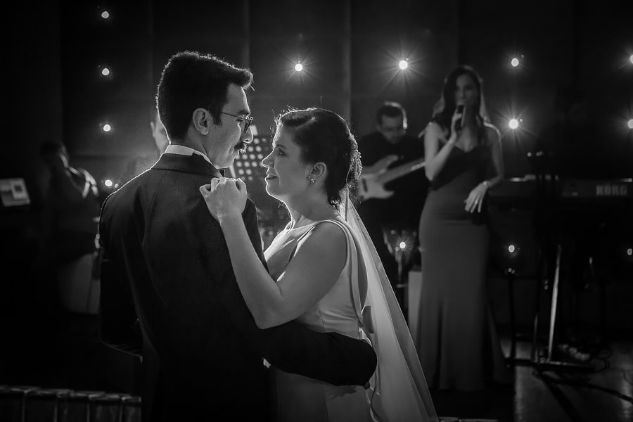 first dance at Ankara wedding