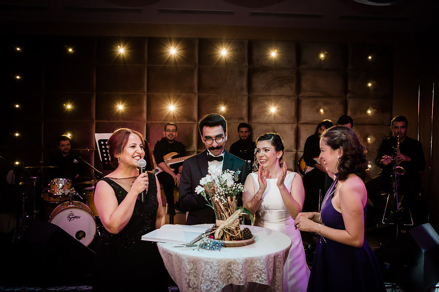 symbolic wedding ceremony in Ankara