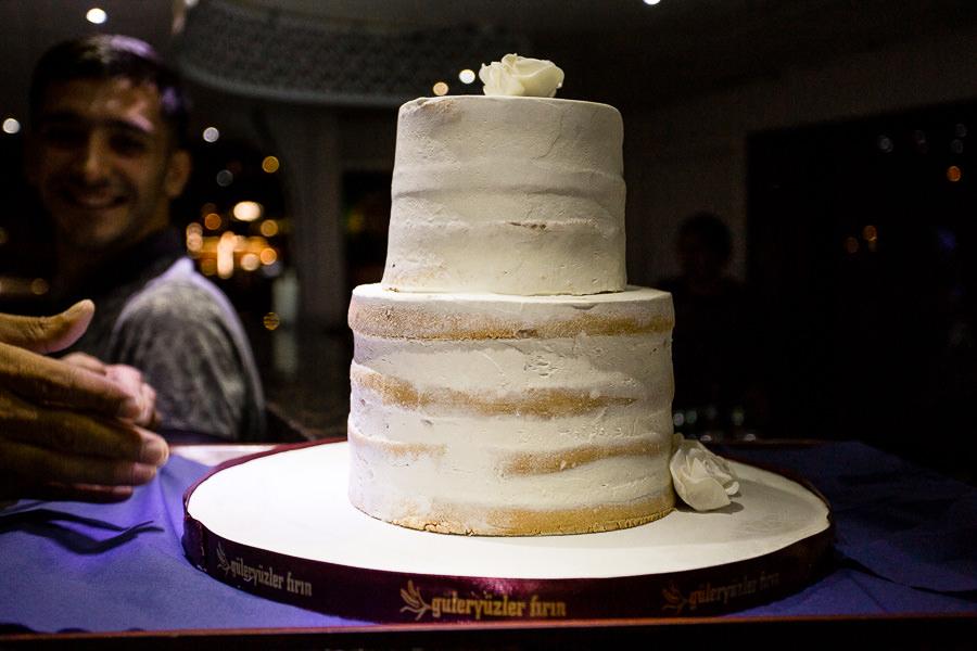 naked cake çıplak düğün pastası
