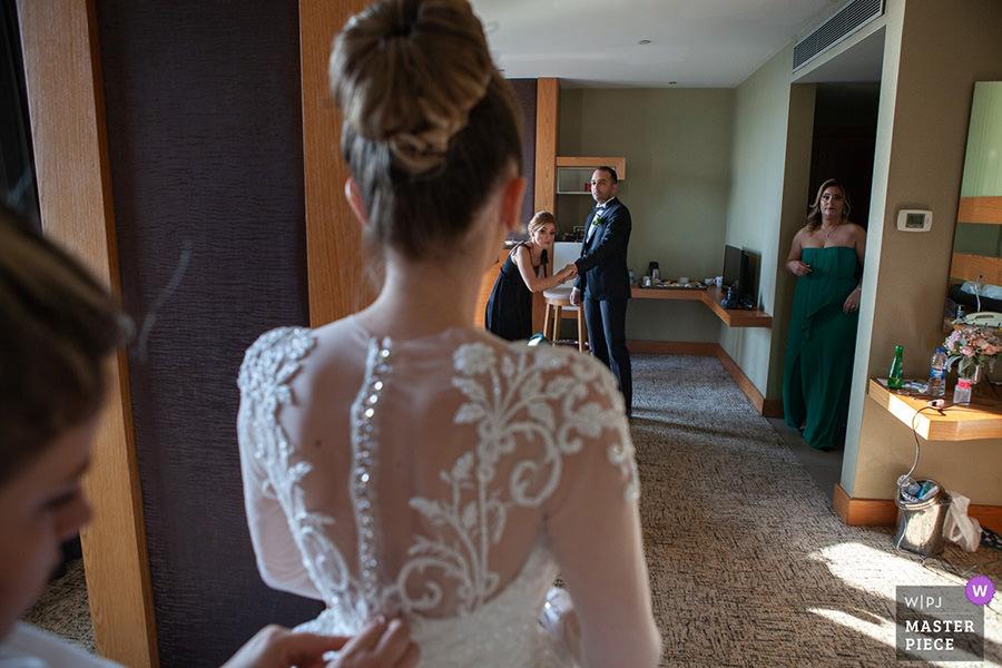 award-winning wedding photograph