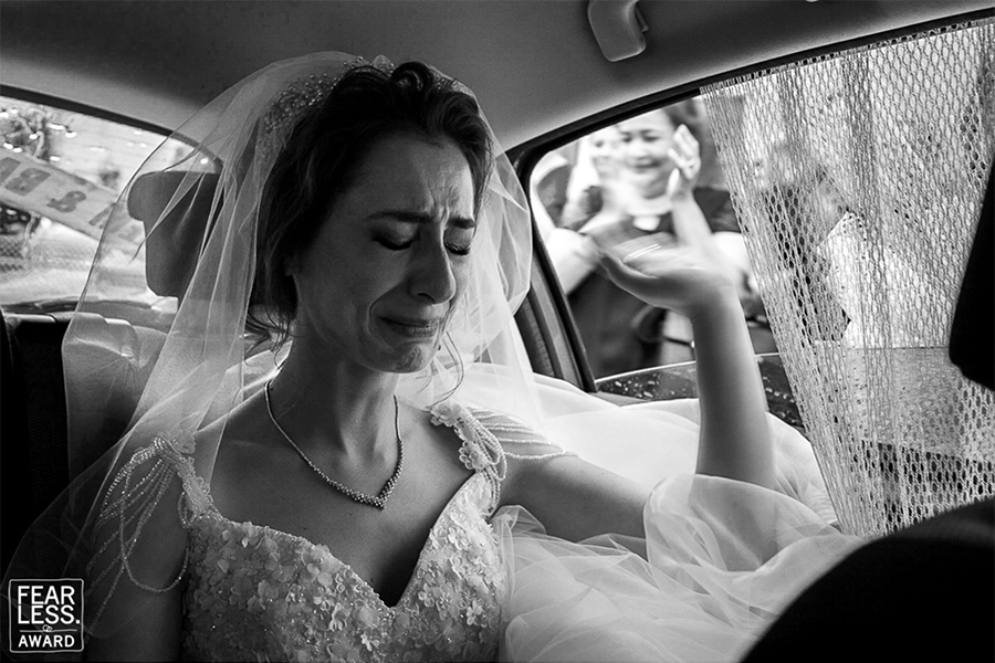 Fearless award Collection 45 award-winning wedding photos