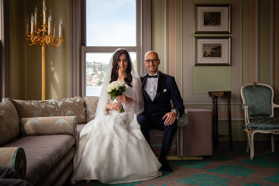 Bosphorus palace hotel düğün fotoğrafları