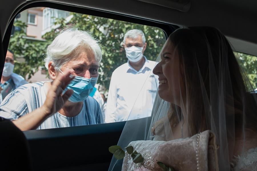 pandemide düğün